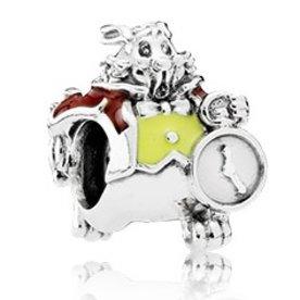 Pandora White Rabbit Charm