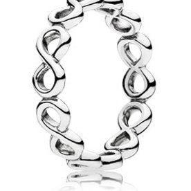 Pandora Infinite Shine Ring, Size 7
