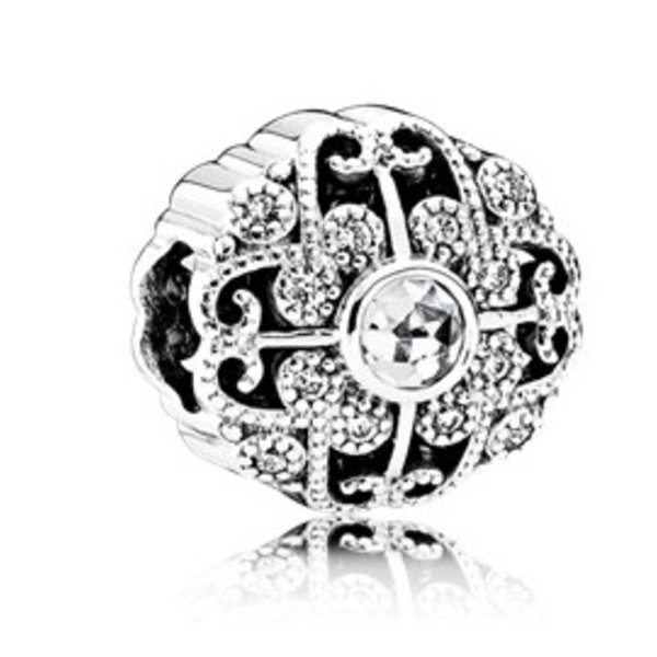 Pandora Fairytale Bloom Charm
