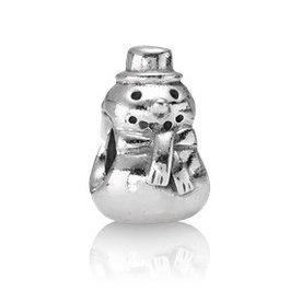Pandora Snowman Charm