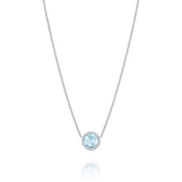 Tacori 10MM BLUE TOPAZ