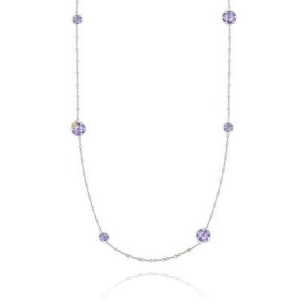 Tacori Gem Drops Necklace featuring Amethyst