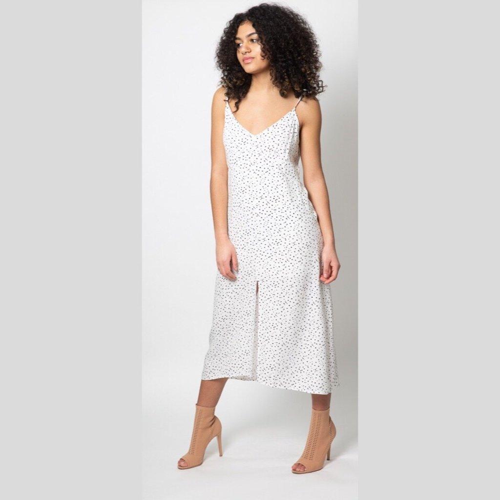 SALTWATER LUXE Sundown Midi Dress