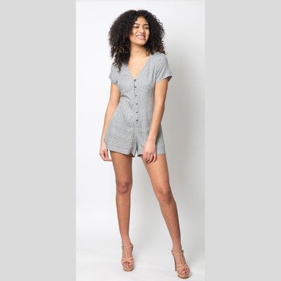 SALTWATER LUXE Sterling Romper