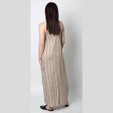ELAN Maxi Khaki/Natural Stripe
