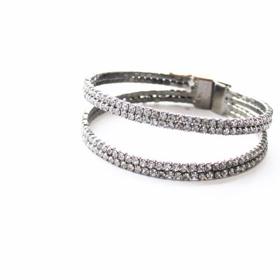 Diamond Studded Bracelet