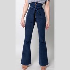 Fletch Dani Corduroy Zip Trousers