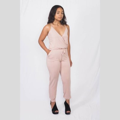 ELAN Cross-Tie Jumpsuit