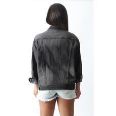 SNEAK PEEK Dark Denim Jacket