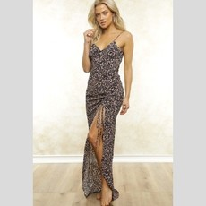 Fletch Jaguar Maxi Dress