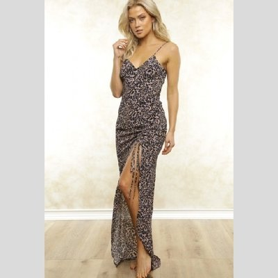 Fletch Jaguar Maxi Dress