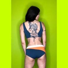 MAAJI Greenstone Allure Maaji Swimwear Halter Top