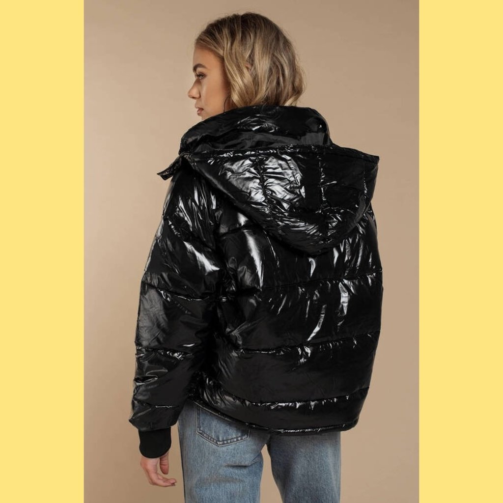 PISTOLA Shazia Hooded Puffer Jacket
