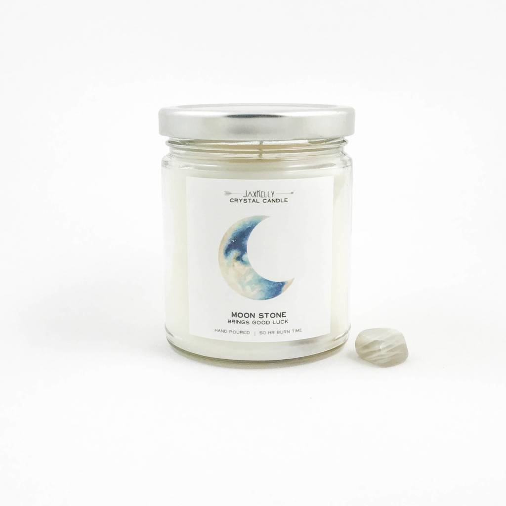 JAXKELLY Big Sister Moonstone Candle
