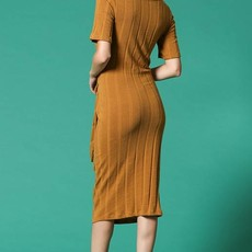 illa illa Ribbed Dress