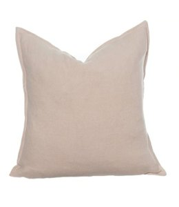 HOUSE OF CINDY HAVEN PILLOW - NUDE - 22X22