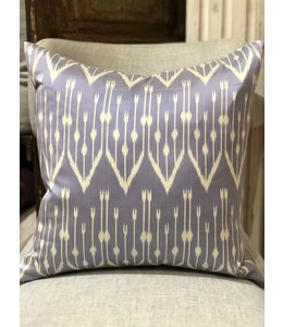 JOHN ROBSHAW BLUEBELL DECORATIVE PILLOW <br />