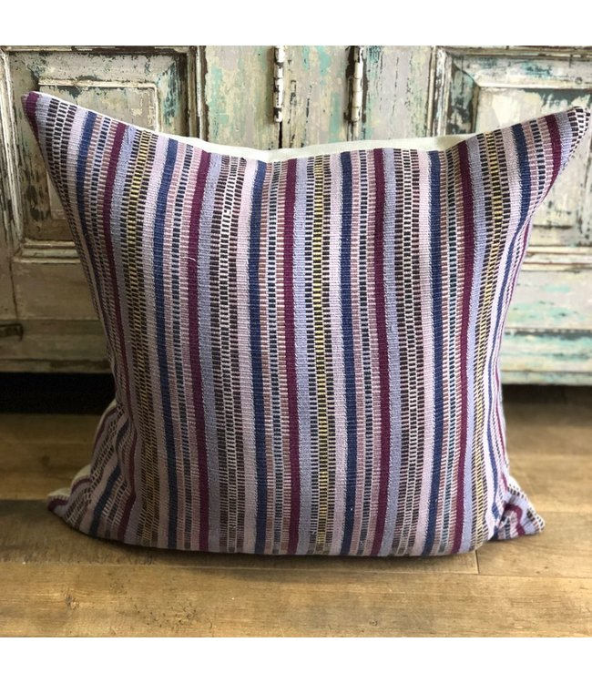 HOUSE OF CINDY 18' SQUARE DOWN - LUXE VINTAGE PILLOW