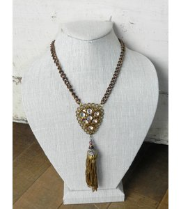 THE SWEETWOOD COLLECTION HANDMADE VINTAGE NECKLACES