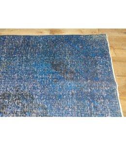 Nomadic Trading Company BLUE OVERDYE RUG<br /> 7X10