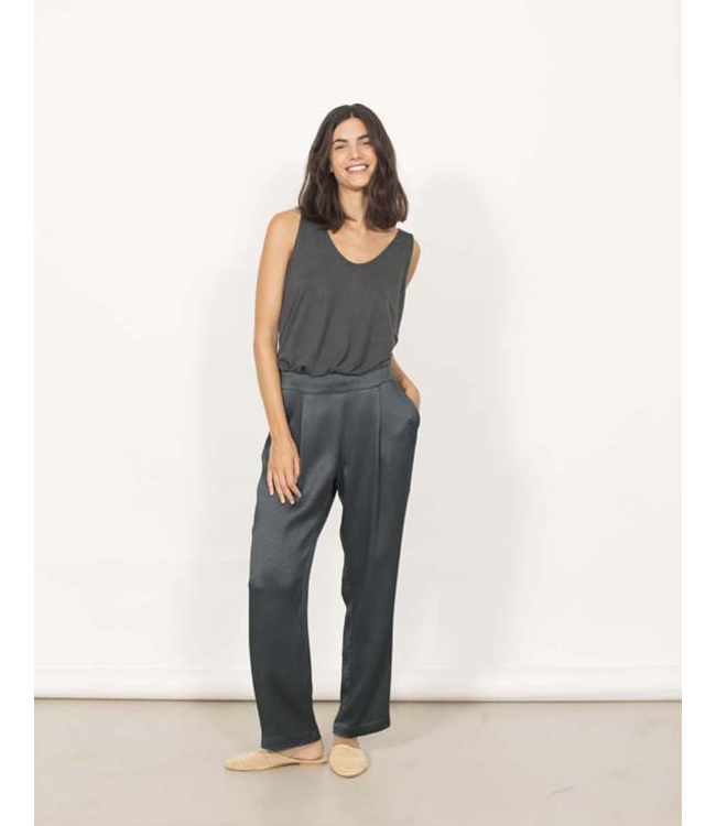 SITA MURT SATIN TROUSERS