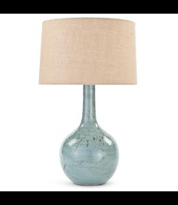 REGINA ANDREW FLUTED CERAMIC TABLE LAMP