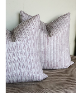 CISCO BROTHERS 24 X 24 PILLOW FEATHER & DOWN HAMPTON DUSTY LAVENDER