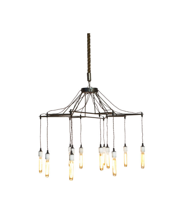 CISCO BROTHERS STAR CHANDELIER
