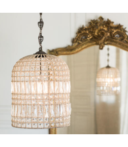 ELOQUENCE BIRDCAGE CHANDELIER LARGE
