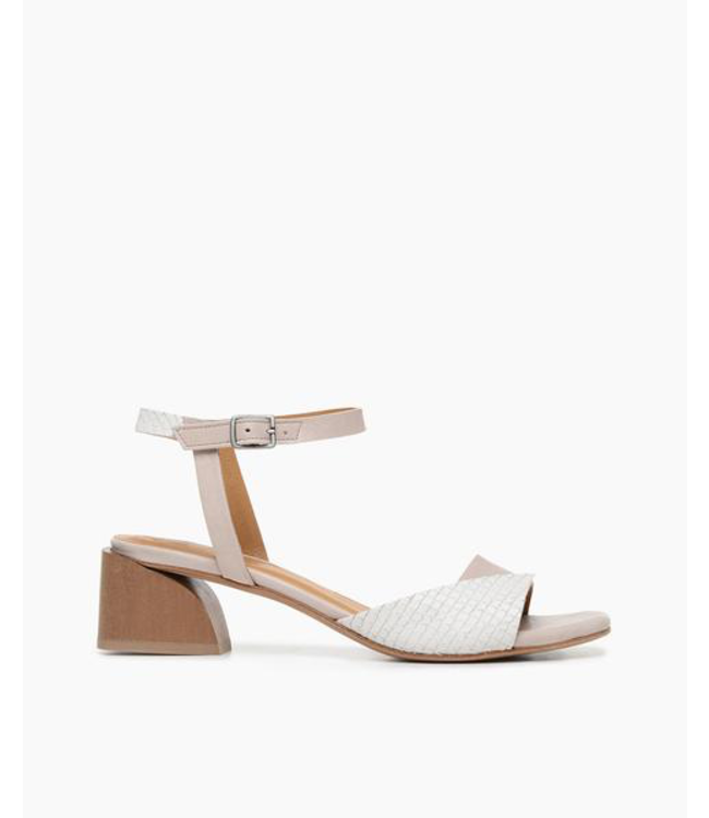 COCLICO ORISSON SINGLE STRAP OPEN TOE HEEL