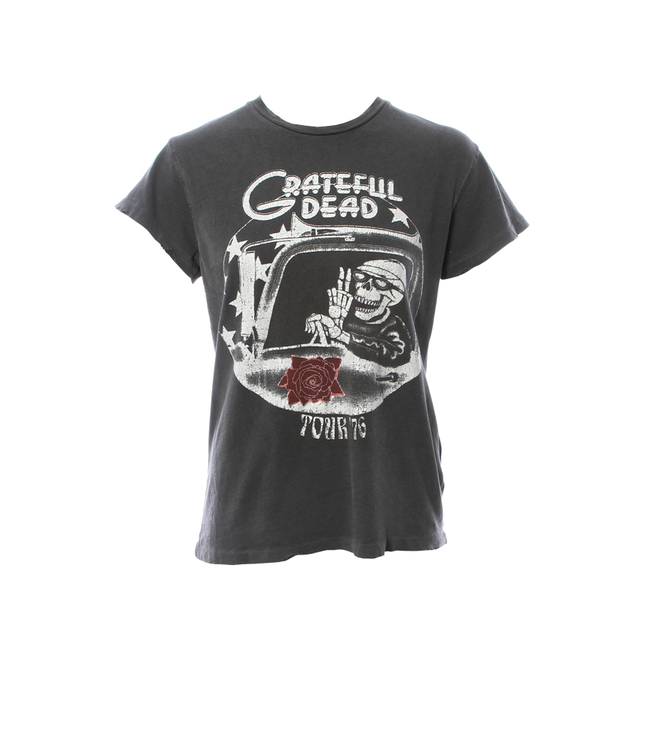MADEWORN GRATEFUL DEAD TOUR '76 CREW TEE