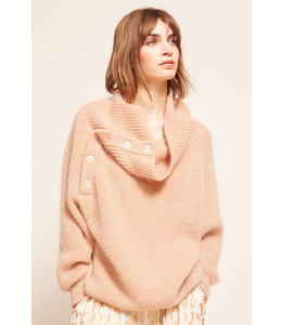 MES DEMOISELLES KNITTED SWEATER SAIPH