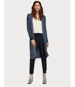SCOTCH & SODA LONGER LENGTH LUREX CARDIGAN