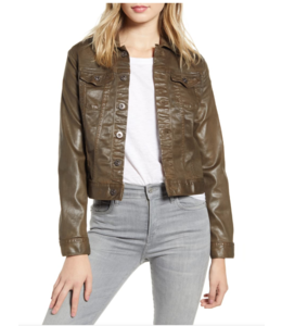 AG APPAREL ROBYN JACKET