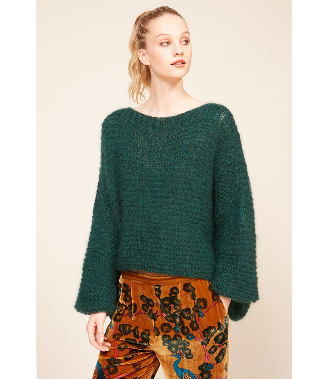 MES DEMOISELLES KNITTED SWEATER CRELLE