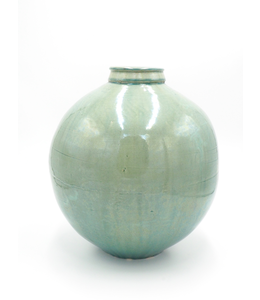 TENANGO TURQUOISE SMALL MOUTH JAR