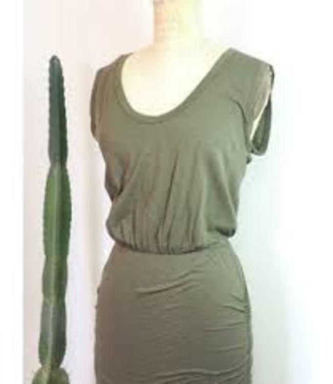VELVET THEODORA DRESS
