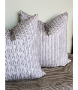 CISCO BROTHERS 24 X 24 PILLOW FEATHER & DOWN IN HAMPTON DUSTY LAVENDER