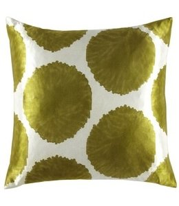 JOHN ROBSHAW PARROT DECORATIVE PILLOW<br />20X20<br />PRICE INCLUDES INSERT
