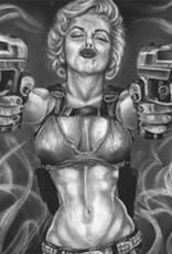 Marilyn Big Guns