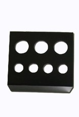 Ink Cup Holder, Iron (7hole)