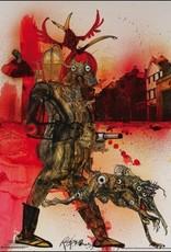 Ralph Steadman- Hellhound