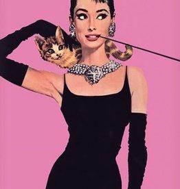 Audrey Hepburn Pink