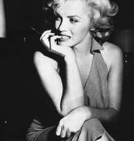 Marilyn Monroe Biting Nails