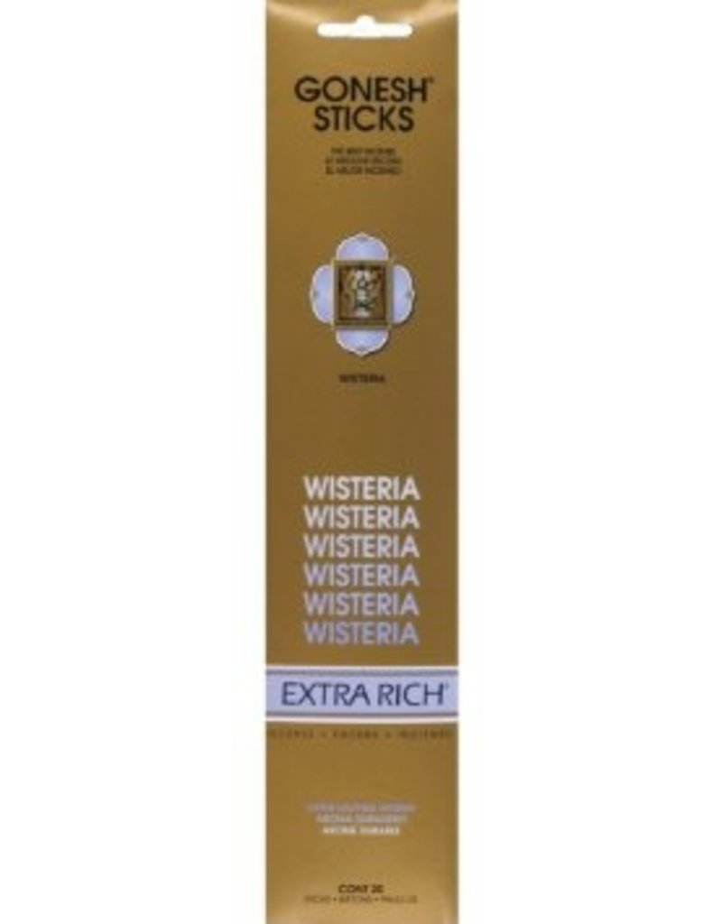Gonesh Sticks Wisteria