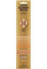 Gonesh Sticks Sandalwood
