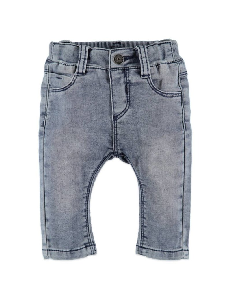 Baby Boy Jogger Jeans, Denim