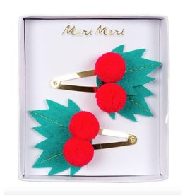 Holly Hair Clips