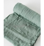Deluxe Muslin Swaddle, Sage
