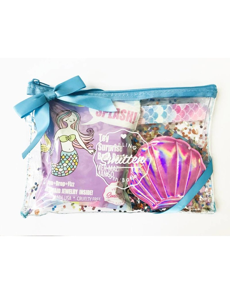 Feeling Smitten Mermaid Travel Set